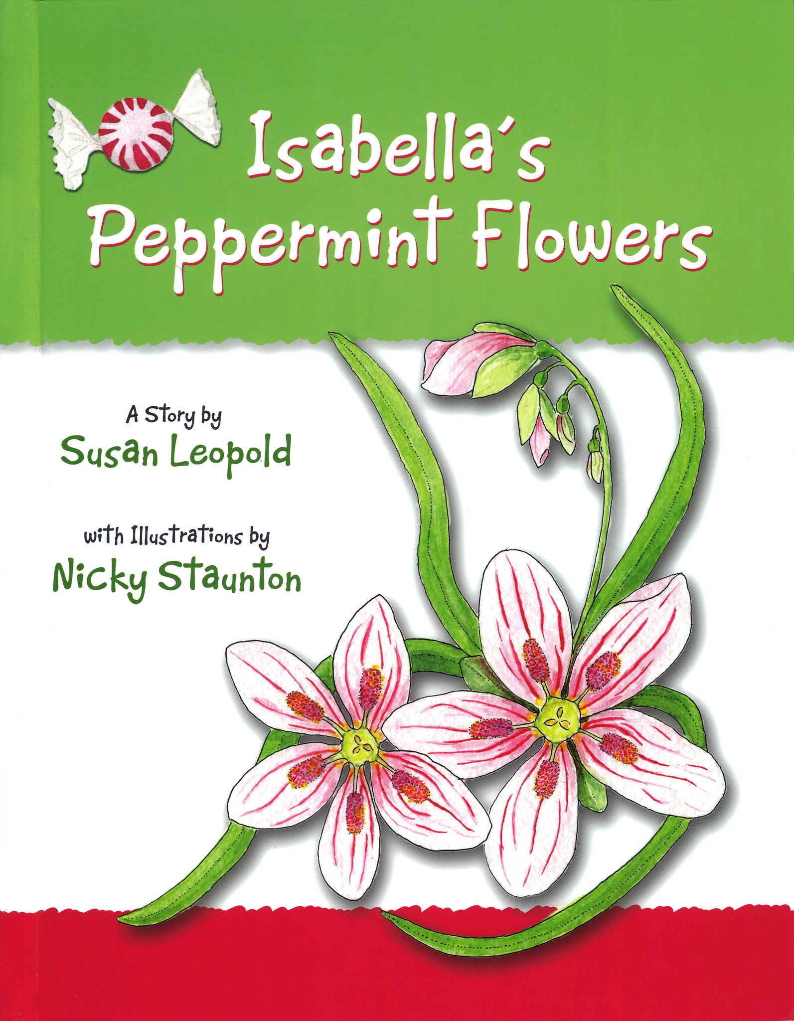 Isabella's Peppermint Flowers