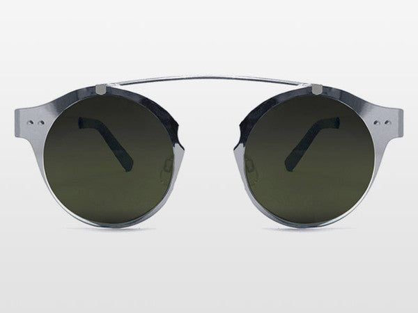 Intergalactic Sunglasses by Spitfire in Silver