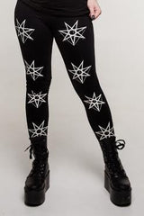 Heptagram Leggings from CVLT Nation