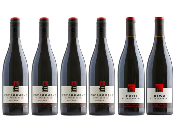 Escarpment Pinot Noir Museum SIx Pack