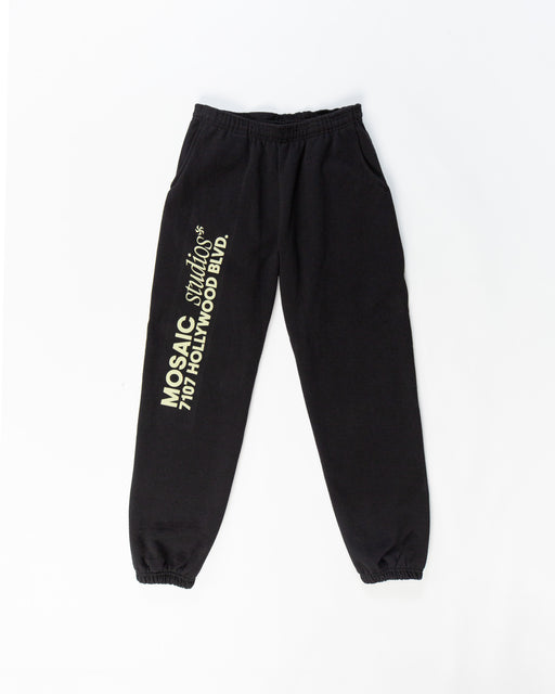 The Black Sweatpants