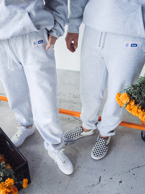 The New - Grey Joggers