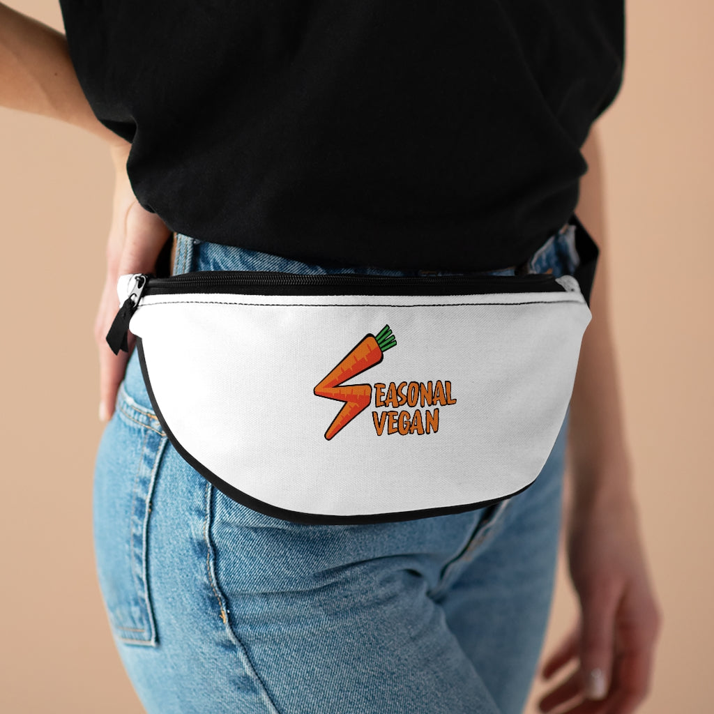 Seasonal Vegan Fanny Pack