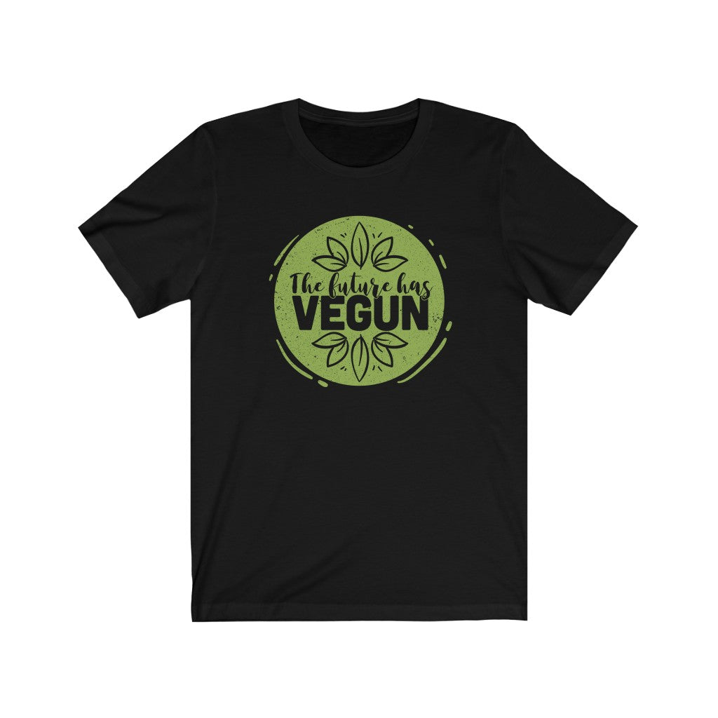 Future has Vegun Men's Short Sleeve Tee