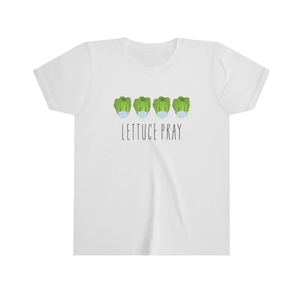 Lettuce Pray Kids Tee