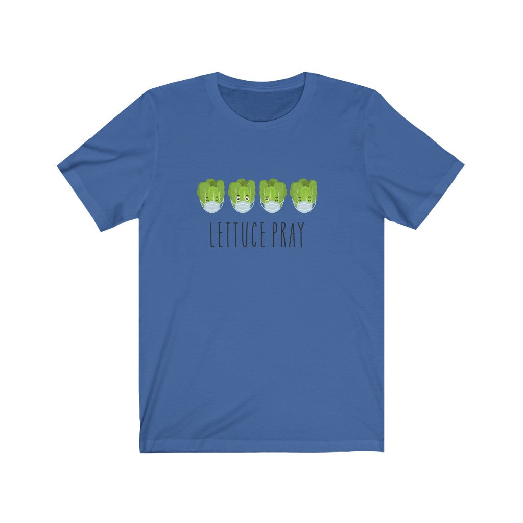 Men's Lettuce Pray Short Sleeve Tee