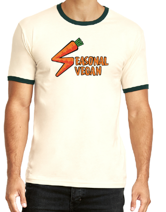 Adult Seasonal Vegan T-Shirt