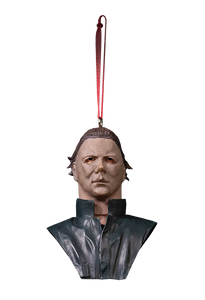 Michael Myers bust Christmas Ornament