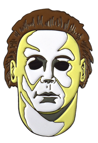 Michael Myers pin from Halloween H20