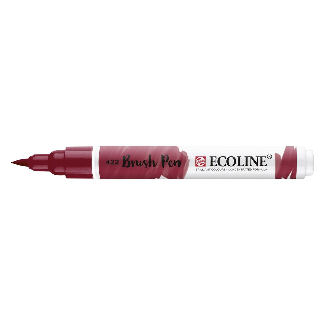 Ecoline Brush Pen Rotbraun (422)