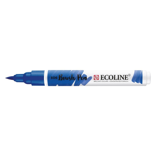 Ecoline Brush Pen Ultramarin Dunkel (506)