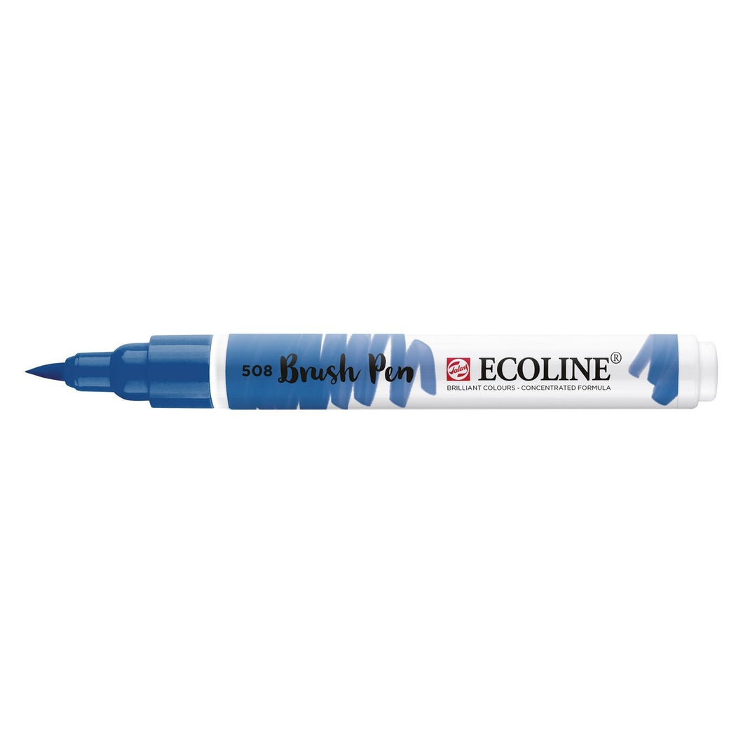Ecoline Brush Pen Preussischblau (508)