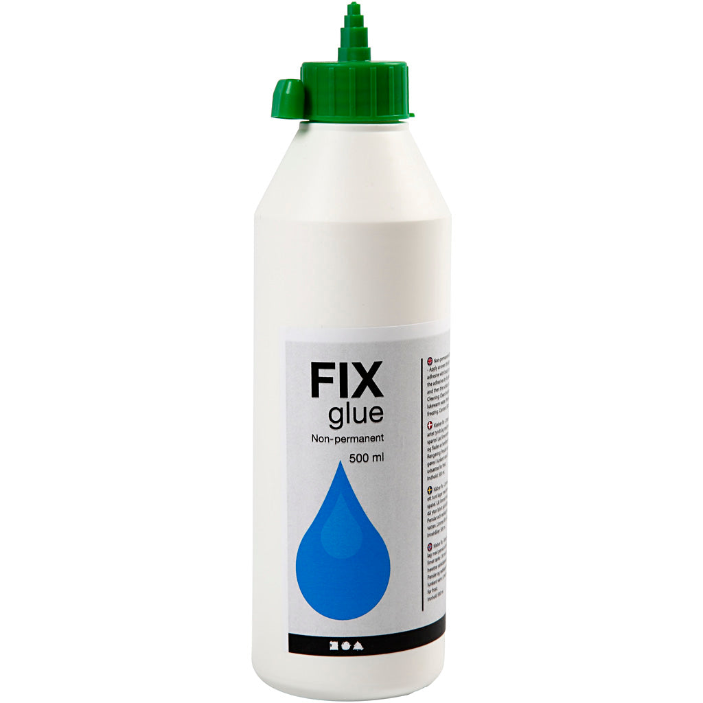 FIX Glue, 500 ml/ 1 Fl.