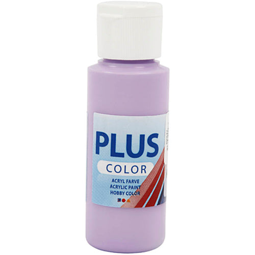 Plus Color Bastelfarbe, Violett, 60 ml/ 1 Fl.
