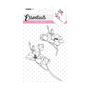 Clear Stamps von Studio Light (Essentials Nr.380)