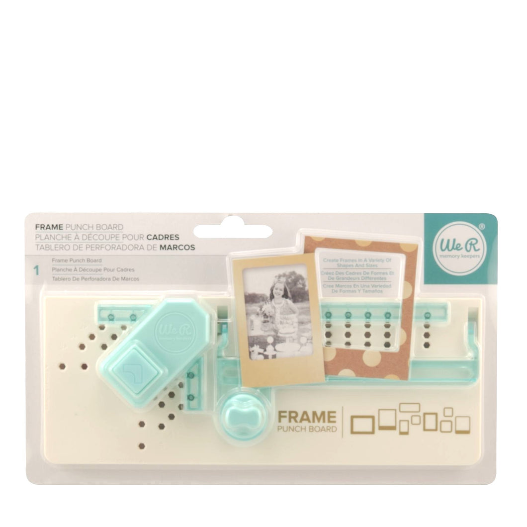 Frame Punch Board von We R Memory Keepers