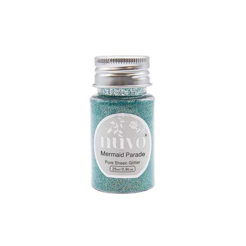 Nuvo Pure Sheen von Tonic Studios - Glitter Mermaid Parade