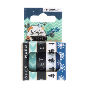 Washi Tape von Studio Light (Winter Joys Nr.06)