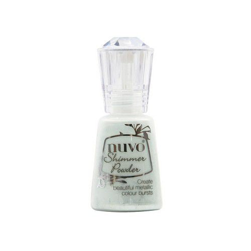 Nuvo Shimmer Powder von Tonic Studios (Jade Fountain)