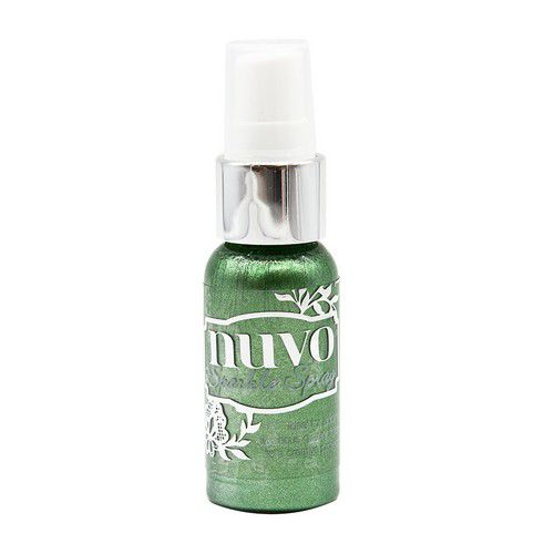 Tonic Studios Nuvo Sparkle Spray - Wispy Willow