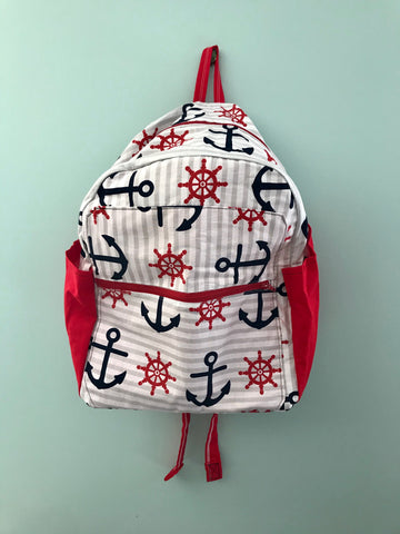 Adult Sailor Backpack