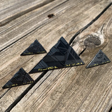 Load image into Gallery viewer, Triangle Ship Enamel Pin
