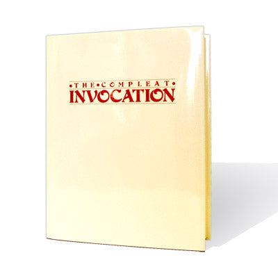 The Complete Invocation - Book