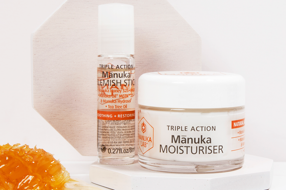 Does Mānuka Honey really help your skin? Here's why it can be your skincare secret weapon
