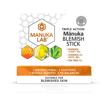 Triple Action Blemish Stick - Manuka Lab New Zealand