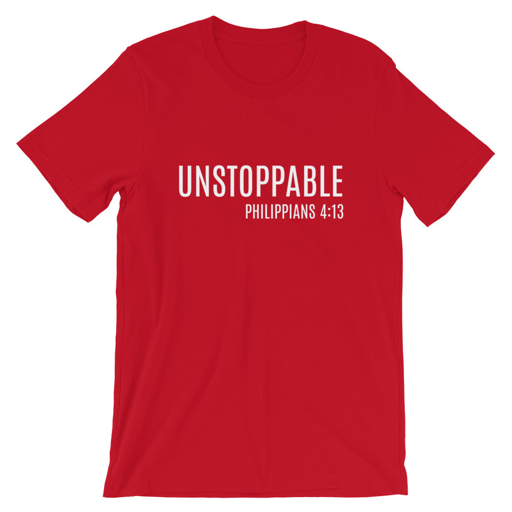 UNSTOPPABLE UNISEX T-SHIRT