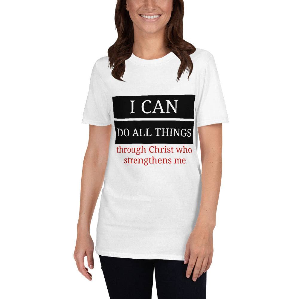 I Can Do All Things Unisex T-Shirt