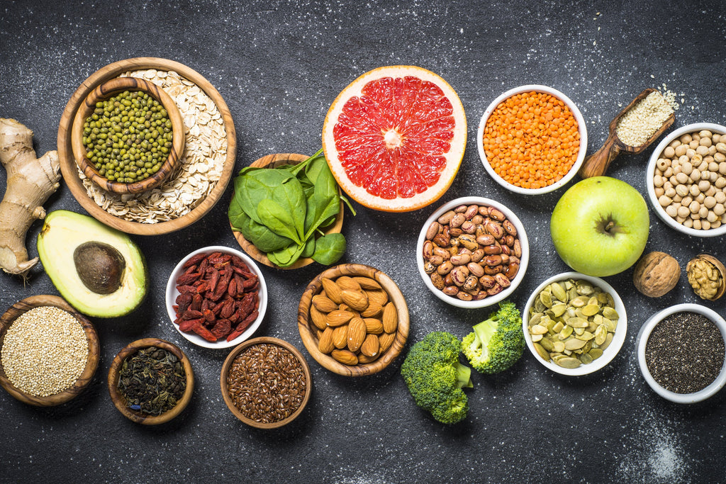 Food-Based Nutrients Provide an Ideal Way to Boost Immunity, Help Manage Anxiety, and Optimize Well-Being - RDCL Superfoods