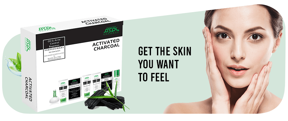 Activated Charcoal Facial Kit