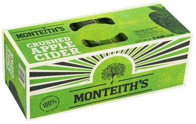 Monteith's Cider 10pack cans