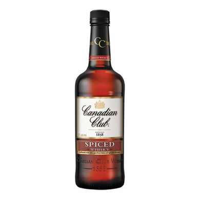 Canadian Club Spiced 1lt