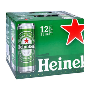 Heineken 12pack 250ml