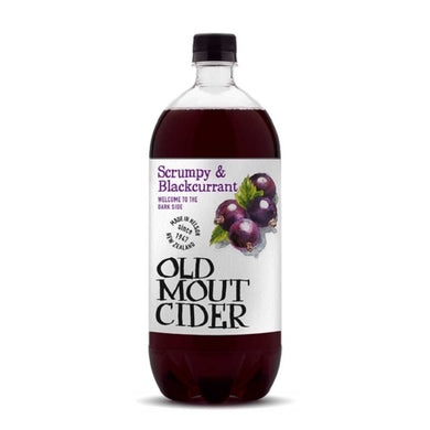 Old Mout Blackcurrant 8% 1.25L