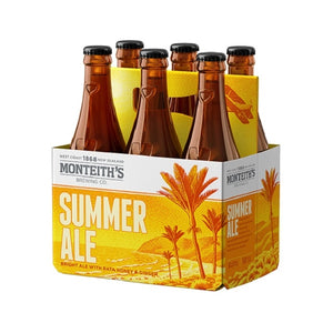 Monteith's Summer 6 Pack 330ml