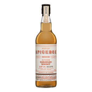Spicebox Spiced Canadian Whisky 700ml