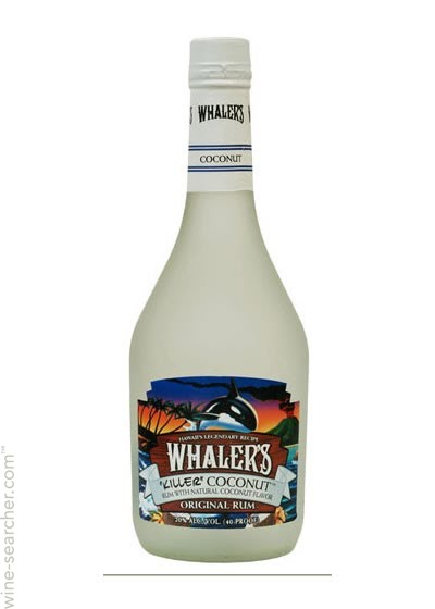 Whalers Coconut Rum 700ml