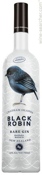 Black Robin Gin 750ml