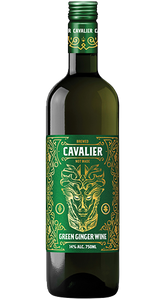 Cavalier Green Ginger Wine