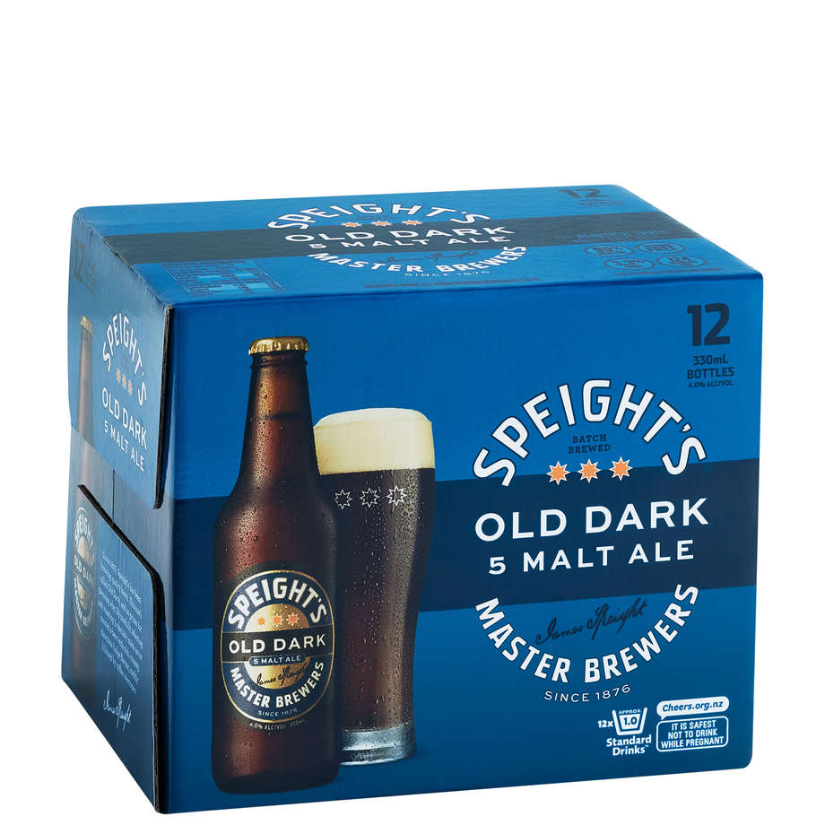Speight's Old Dark 12pack