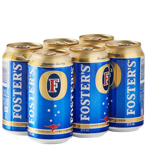 Fosters 6 Pack