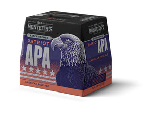 Monteiths Patriot 12 pack