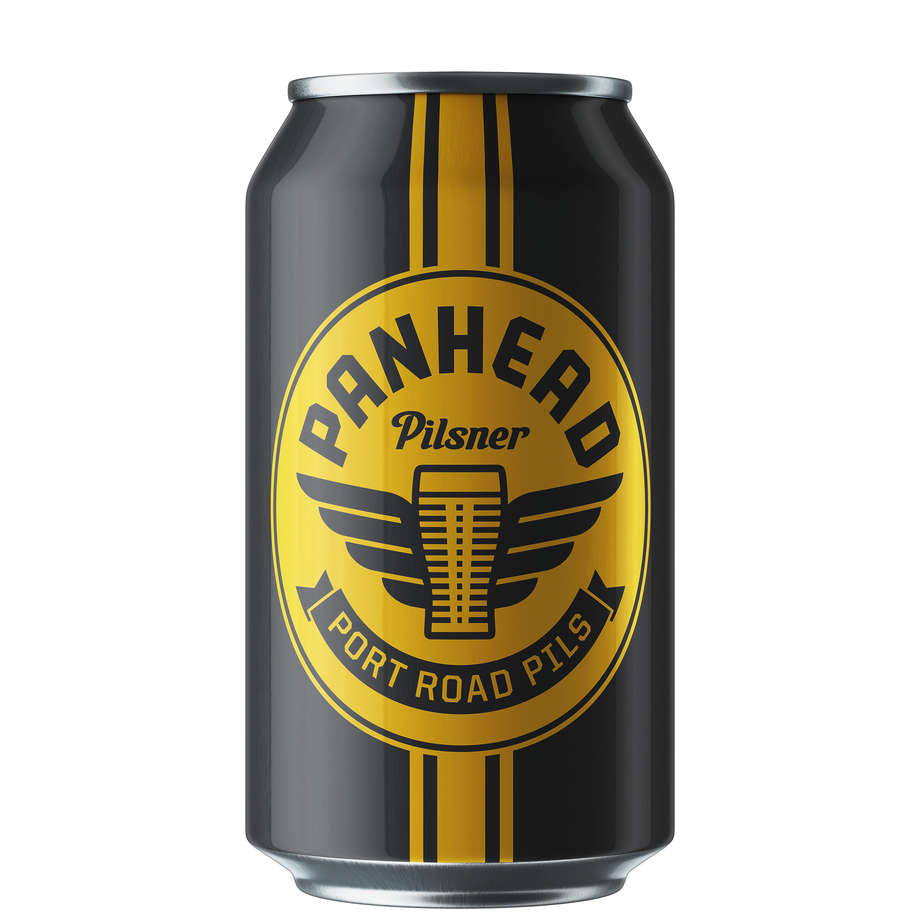Panhead Port Rd 12 pack cans