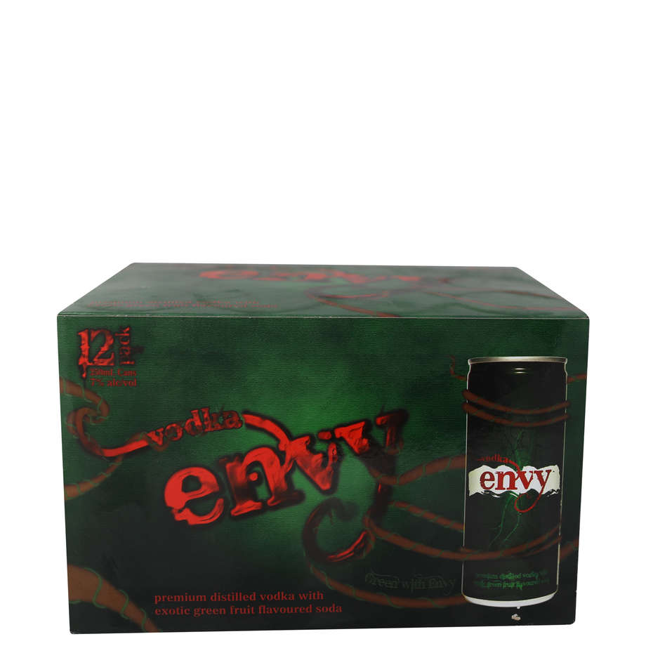 Envy 12 cans