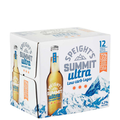 Speight's Summit Ultra 12pack