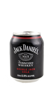 Jack Daniels Double Jack 250ml 10 Pack