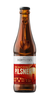 Monteith's Beacon Pilsner 6 Pack 330ml